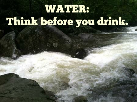 Safe Drinking Water When Back Country Camping