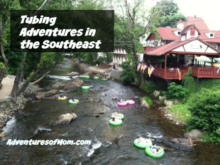 River Tubing Adventures in the Southeast