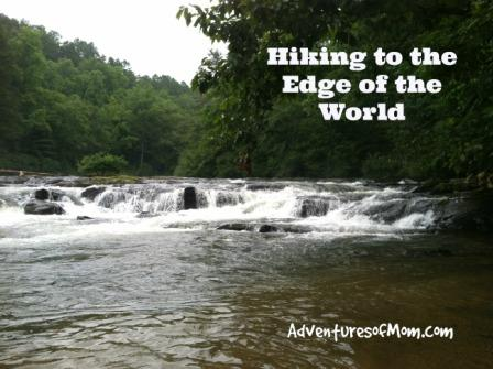 You can hike anywhere, but hiking to the Edge of the world has such a cool sound to it!