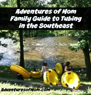 Family Guide to River Tubing in the Southeast.