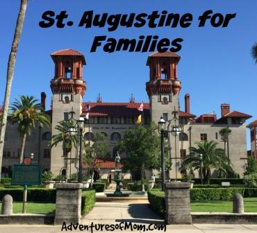 St. Augustine for Families