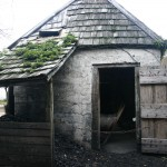 The blacksmith's fire teased my olfactory senses, awaking past memories