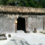 Indian settlement at Old Florida Museum