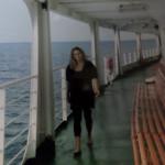 Ferry hopping in Greece