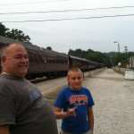 Great Smokey Mountain Railroad Adventure