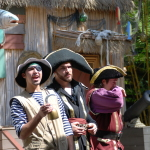 Top 5 places to get your inner pirate on