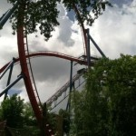 The SheiKra at Busch Gardens, Tampa