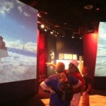 Journey to Mars attraction at Kennedy Space Center