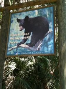 Black Bear Wilderness Area Trailhead, Sanford, FL