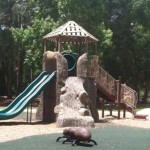 Playground at Scott Springs Park in Ocala, FL