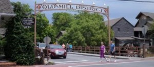 The original Pigeon Forge: the Old Mill District