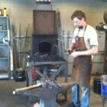 Learn to bend metal at the Forge in Pigeon Forge at the Old Mill District.