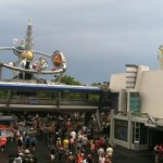 Tomorrowland, Magic Kingdom