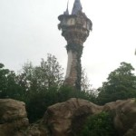 Rapunzel's Tower in the new & improved FantasyLand at Walt Disney World's Magic Kingdom.