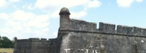 Exploring St. Augustine's Fort with the Adventures of Mom
