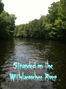 Stranded on the Withlacoochee River- theadventuresofmom.com