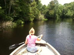 Stranded on the Withlacoochee River
