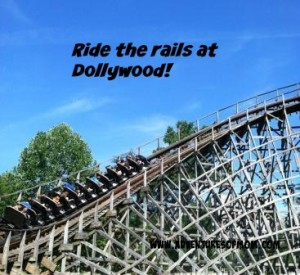Explore Dollywood with the family.