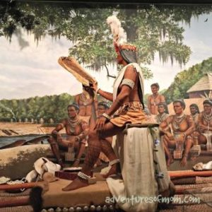 Learn about the earliest human inhabitants of Florida.
