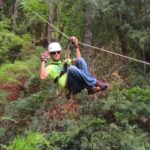Slade, our guide at Zip the Canyon