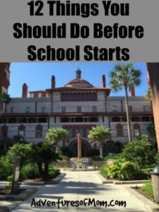 Yeah, this isn't my kids' school, it's St. Augustine's Flagler College!