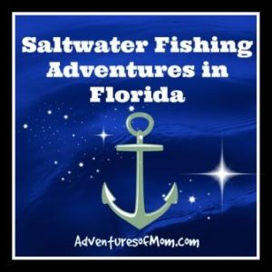 Getting hooked on saltwater fishing