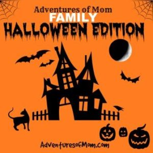 The Adventures of Mom Family Halloween Edition: pumpkin carving, ultra face painting, costumes and more!