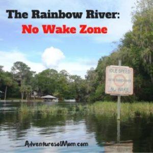 Kayaking on Florida's Rainbow River